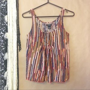 Lucky Brand Striped Tank